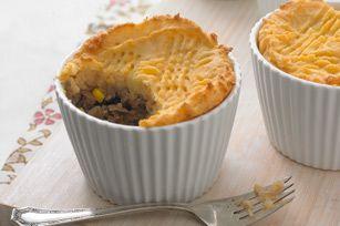 Criss-Cross Shepherd's Pie recipe