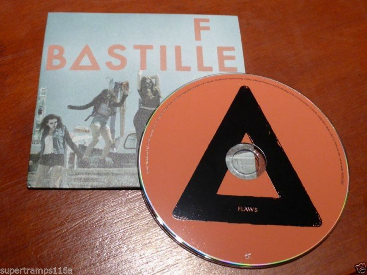 bastille car on album