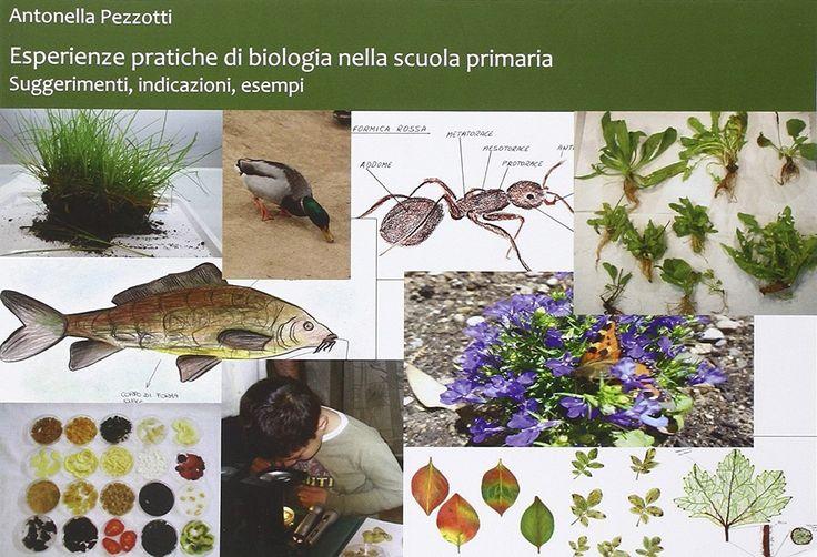 Esperienze pratiche di biologia nella scuola primaria. Suggerimenti, indicazioni, esempi