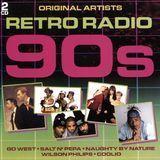 Retro Radio 90s [CD]