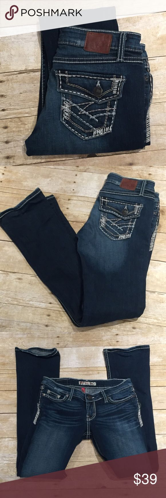 ⭐️⭐️BKE Sabrina Stretch Boot⭐️⭐️ BKE Sabrina Stretch Boot⭐️ These are in like New EXCELLENT Condition‼️ size 27x32.5. These are gorgeous beautiful color 😍 BKE Jeans Boot Cut