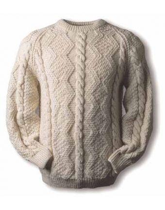 Clarke Hand Knit Irish Sweater