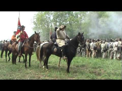 Battle of Shiloh - The Hornets Nest - YouTube (3rd GGF, Wade L Andrews, fought in this one)