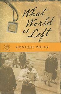 http://www.adlibris.com/se/organisationer/product.aspx?isbn=155143847X | Titel: What World Is Left - Författare: Monique Polak - ISBN: 155143847X - Pris: 116 kr