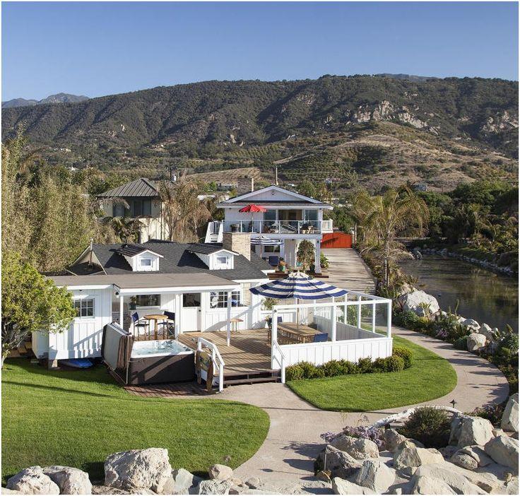 awesome Elegant Beach House Santa Barbara