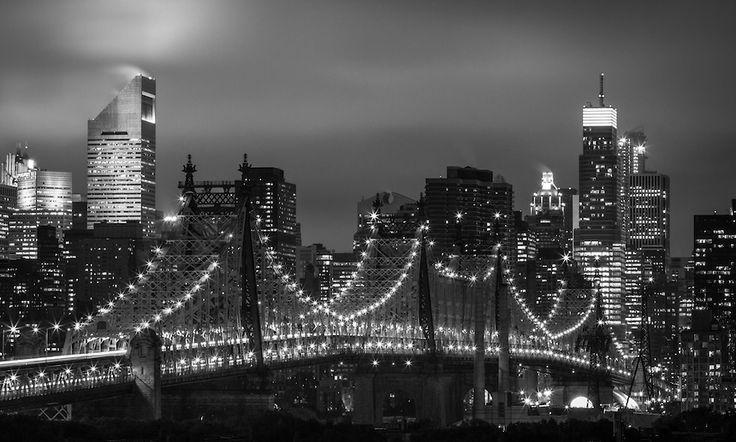 city of light new york black white - Google zoeken
