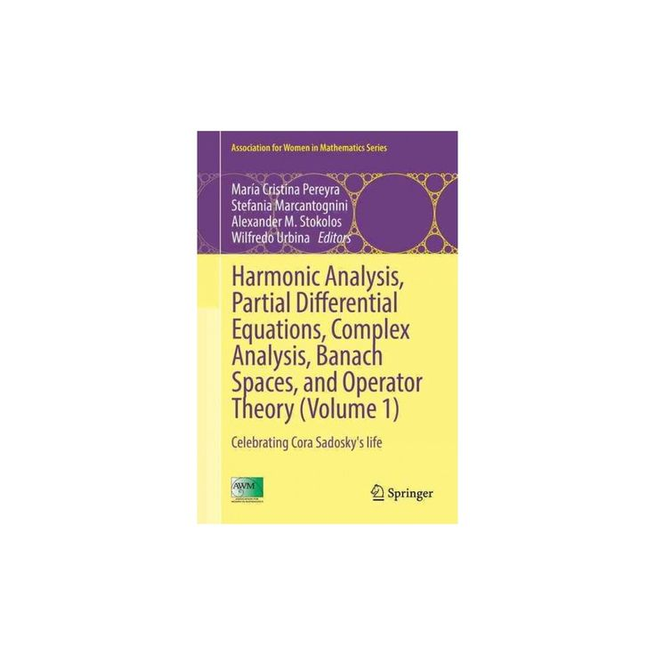 Harmonic Analysis, Partial Differential Equations, Complex Analysis, Banach Spaces, and Operator Theory