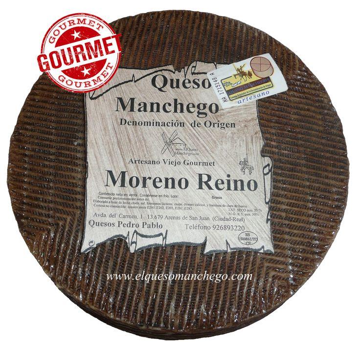 Queso Artesano Gran Reserva. Para los amantes del #queso #viejo, fuerte y persistente. ¡Distínguete del resto!  EDICIÓN LIMITADA