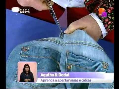 Dicas de costura - Aprenda a apertar saias e calças - Praça da Alegria