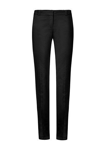 Узкие черные штаны фото