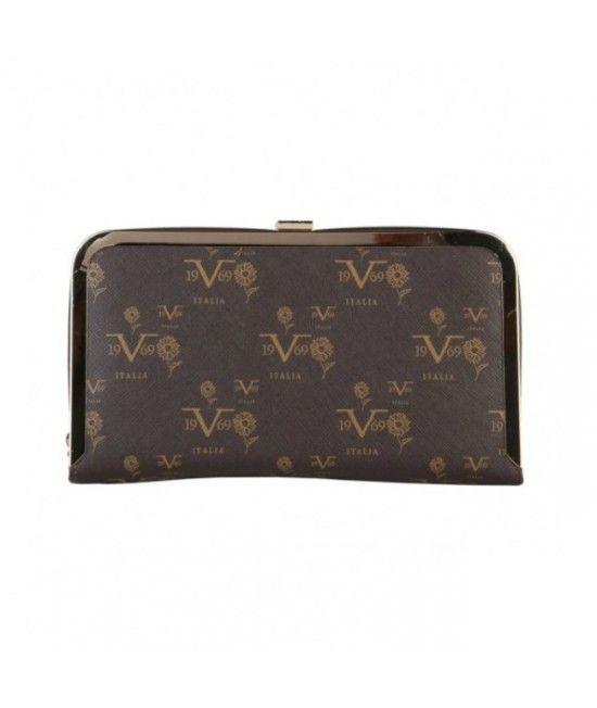 Clutch Versace 1969 Caffe   Pret redus: 269lei  #clutch  #versace  #fashion  #moda #cadouri