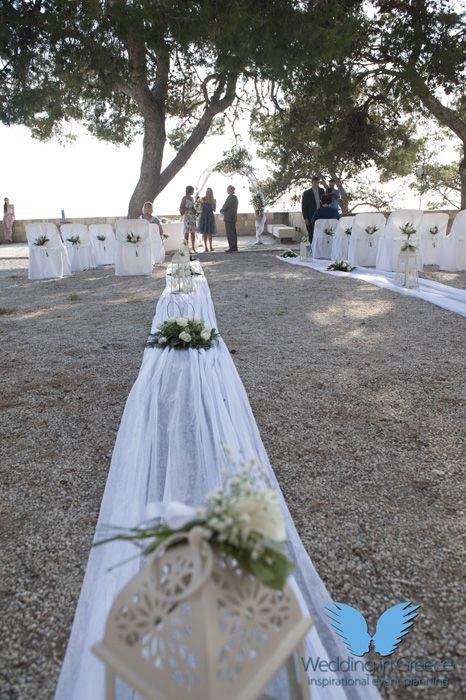 wedding in greece, crete