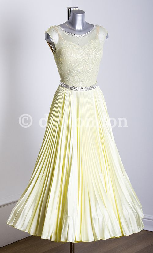 Rachael Riley camellia ballroom dress, I think this was made for me!