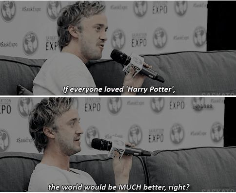That's very true  Everyone read Harry Potter NOW! Jk. But your still reading no matter what