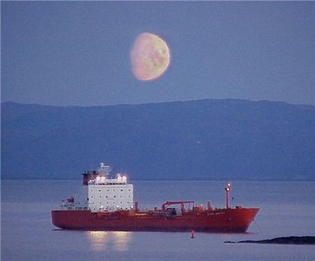 Summer Nights in Iqaluit Nunavut