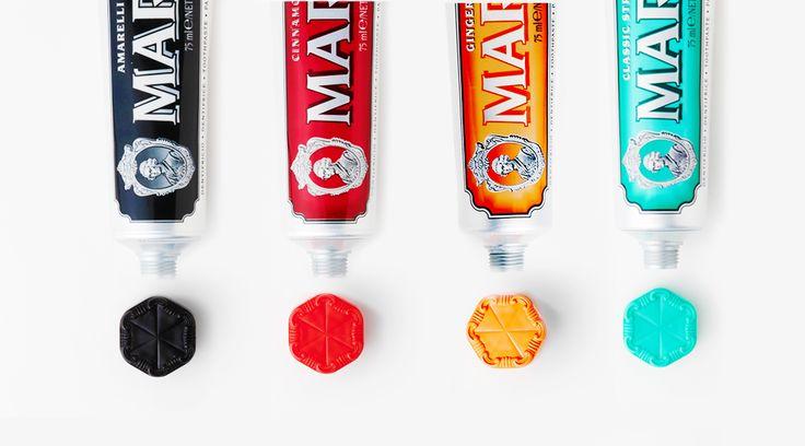 イタリア生まれの「見せる歯磨き粉」が日本初上陸 | TABI LABO