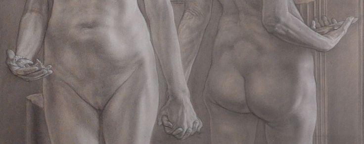 """The two Hypatias""-detail"
