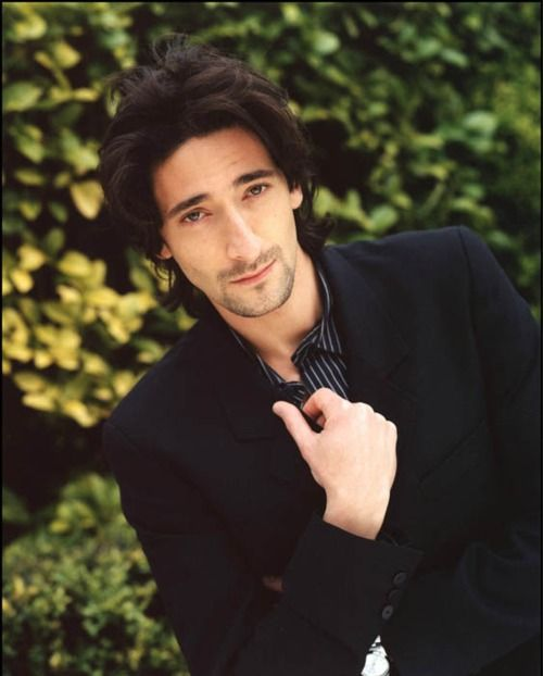Adrien Brody photographed by Arnaud Frevier