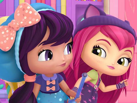 meet the characters of little charmers