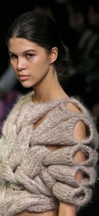 knitted fashion ♥✤ | KeepSmiling | BeStayClassy