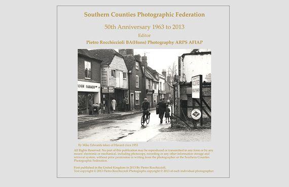 SCPF 50th Anniversary Book