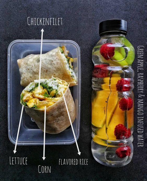 Preparação para refeições com perda de peso para mulheres (1 semana em 1 hora)   – Foods and Drinks
