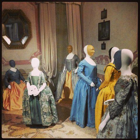 Costumi d'epoca -Palazzo Mocenigo