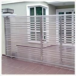 1000 Ideas About Steel Gate On Pinterest Automatic