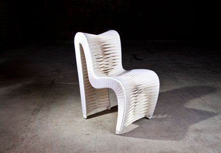 The Seat Belt Chair From Phillips Collection Is Truly Functional Art.  Definite Statement Piece For
