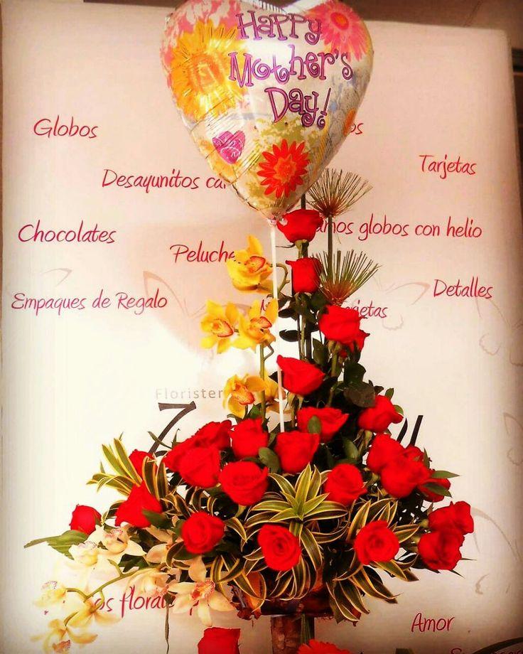 Eres parte de mi... y lo seguirás siendo para siempre. FELIZ DÍA #MAMÁ ♥   (Mayo 8 día de la Madre - Colombia) Envíe #flores y #detalles en #Pereira y #Ejecafetero.  Contáctenos para prestarle nuestros servicios Celular – #Whatsapp +573185485070 o visítenos http://floristeria-zabrisky.myshopify.com