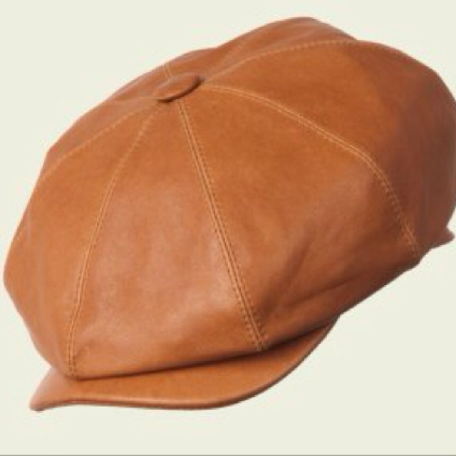 f9354e4c662a58 Gatsby style cap #millinery #judithm #hats | Leather Hats and Trims in 2019  | Leather hats, Gatsby hat, Leather cap