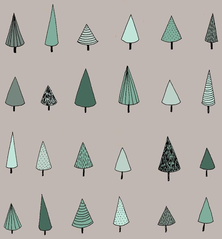 Trees - Sarah Renwick