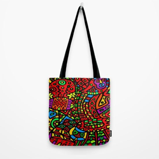 https://society6.com/product/abstract-411-doodle-3_bag?curator=bestreeartdesigns.  $18