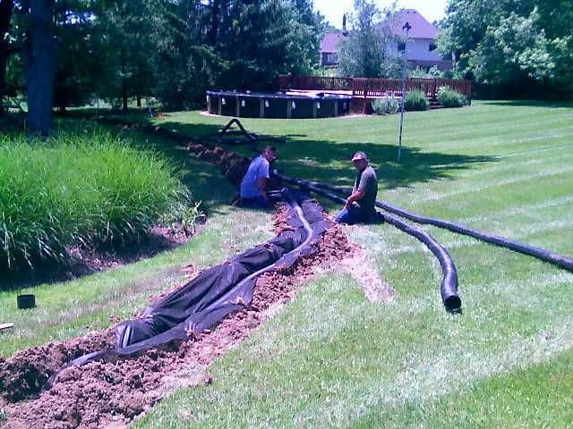1000 Images About French Drains On Pinterest Gardens
