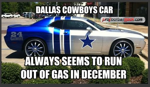 Dallas Cowboys Coffin | Why isn't anyone laughing at Romo and the Cowboys today? - Page 2 ...
