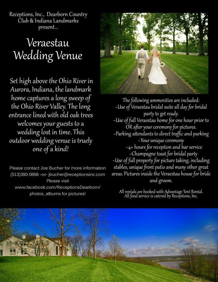 Veraestau Wedding Venue Outdoor