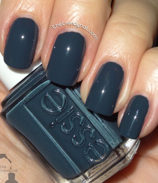 Mind Your Mittens - Essie #nails. My new favorite color