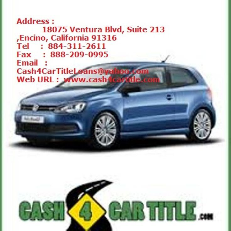 Secured Auto Title Loans Can Help Whenever Money Is Required Fast