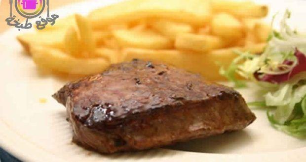 طريقة عمل ستيك اللحم لثلاثة شيفات مختلفة موقع طبخة Food Steak Meat