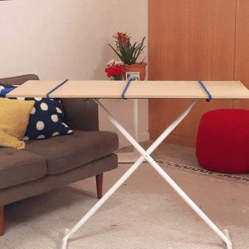 Zo vermijd je overvolle tafels tijdens je feestjes.