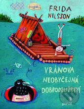 Vránova neobyčejná dobrodružství - Frida Nilsson