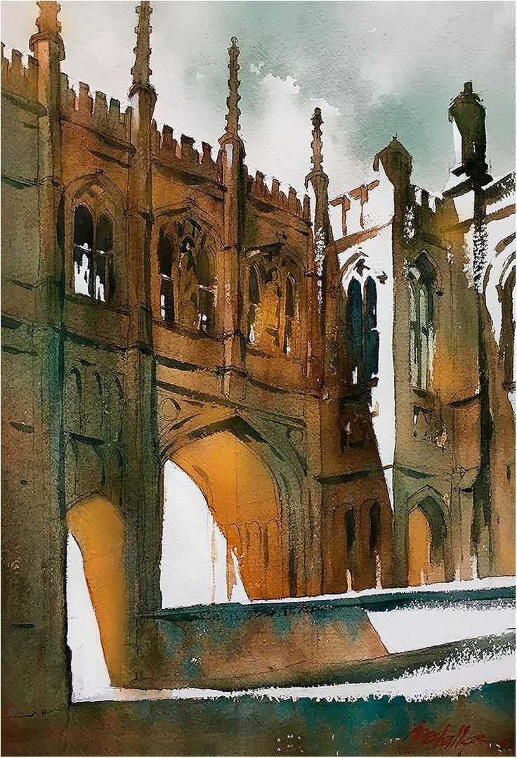 Watercolor artist websites - Find This Pin And More On Artist Thomas W Schaller