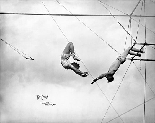 Rediscovered: Frederick W. Glasier. Glasier made extraordinary photographs of the American circus during its heyday.