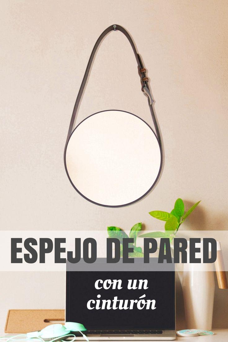 17 mejores ideas sobre espejo de madera en pinterest for Como colgar un espejo en la pared