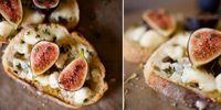 Συνταγή για πανεύκολα ταρτάκια με σύκα, ροκφόρ και μέλι!