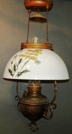 12826 best lamps lamps lamps images on pinterest oil lamps lighting america a hanging store light fixture circa 1880 embossed ceiling cover with kerosene lamphanging lampsoil lampsglass shadesmilk mozeypictures Image collections