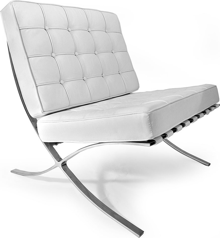 25 beste idee n over barcelona stoel op pinterest eames stoel ontwerp en charles eames - Originele eames fauteuil ...