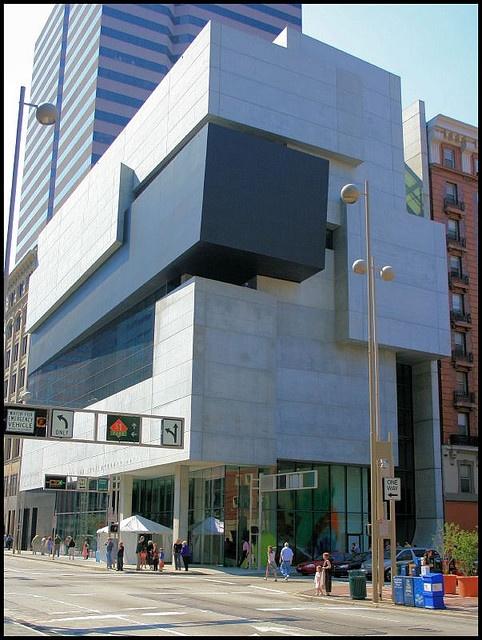 cincinnati's contemporary arts center