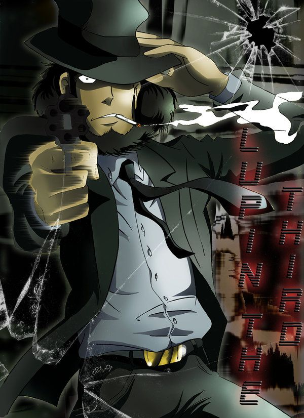 LUPIN III - JIGEN - Final by Iso-pI on DeviantArt