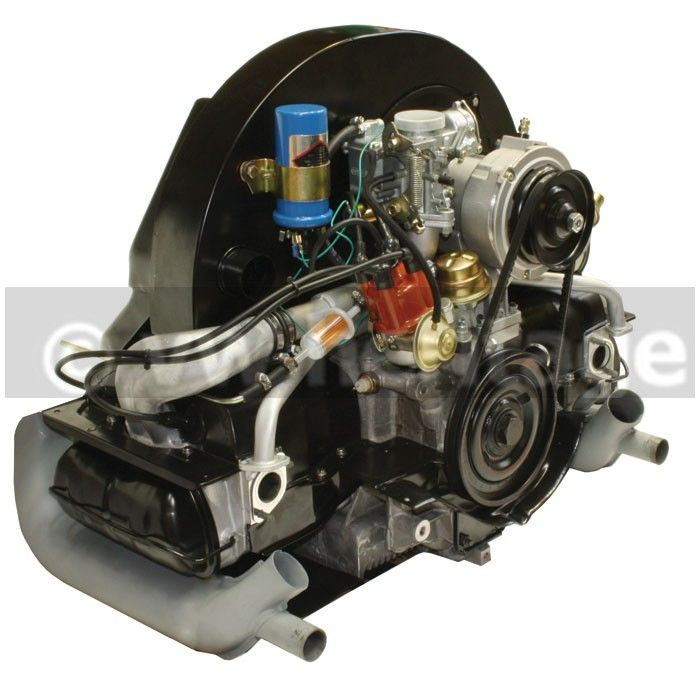 **SO** Engine, Complete kit, SSP New 1600 TwinPort | VWPorsche Aircooled | Vw engine, Vw